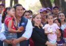 La familia es la mayor fortaleza de Guanajuato: Diego Sinhue Rodríguez Vallejo