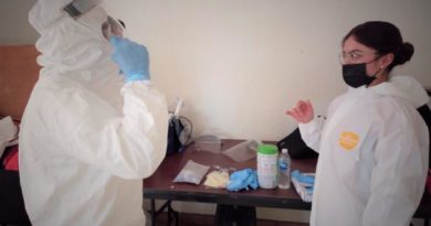 Cuerámaro se prepara para la atención de pacientes por COVID