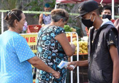 Se reinstalan tianguis en Irapuato, con protocolos Sanitarios